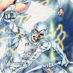 White Lantern member, Flash