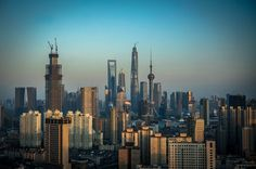 "China's ""Showpiece"": Shanghai - http://www.onwardsandupwards.co/travel/chinas-showpiece-shanghai/"