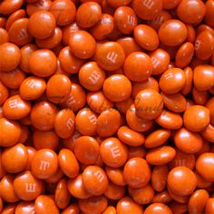 At Temptation Candy we have all the Orange M&M's your heart (and mouth) desires. Sold in 2.5 lb increments, approx. 400 M&M's per lb.