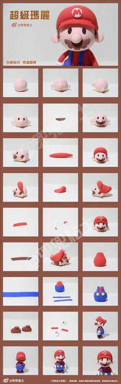 【兜兜粘土...来自心分两半的图片分享-堆糖