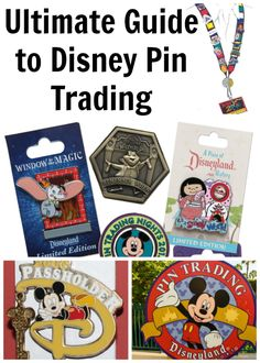 New to #Disney #pin-trading? Then check this out!