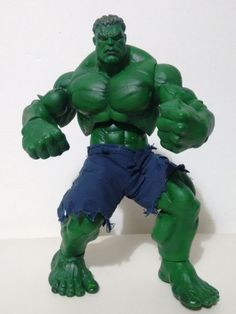 """Marvel Avengers Incredible Hulk 12"""" Action Figure with 15 Points of Articulation #Marvel"""