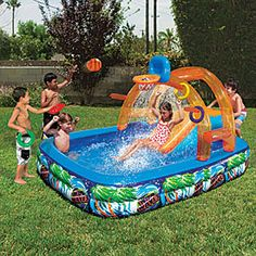 Pools For Kids kids pool with gazebo. must have for this summer. | hot summer