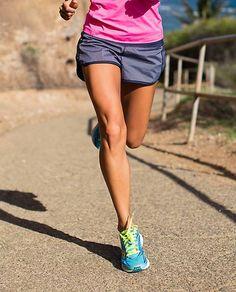 Running towards good health is the goal