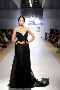 Ayesha Hassan Collection at Pakistan Fashion Week 2012 Season 4 Day 1
