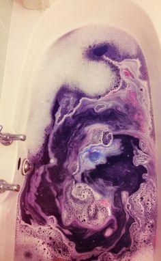 lush bath bombs galaxy - Google Search