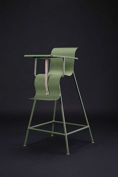 vintage high chair-- would compliment our current dining style!