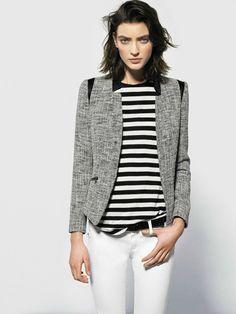 MANGO Lookbook Enero 2013. Mango is quintessential European fashion. Check out the label.