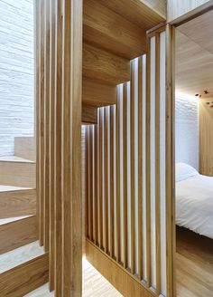 For their recently-acclaimed residential project, awarding-winning practice Coffey Architects has transformed a dark and impractical mews house of 8x3m into an innovative modern multi-functional space. Modern Mews is a 112m2 reworking of a typical four-storey London Mews House, completed for...