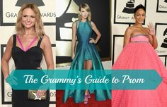 The Grammy's Guide to Prom The Grammys is one of the biggest nights for awards, celebrities, and fashion! The dresses seen on the red carpet are drop dead gorgeous and can give all the viewers some insight on what's hot in Hollywood! Here's a little bit of what I picked up from this year's show!  All black everything! So m...  Read More at http://www.chelseacrockett.com/wp/fashion/the-grammys-guide-to-prom/.  Tags: #2015, #Celebs, #Dresses, #Fashion, #Grammys, #Gui