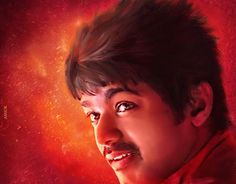 "Check out new work on my @Behance portfolio: ""ilayathalapathy vijay digital art"" http://on.be.net/1VyUtw7"