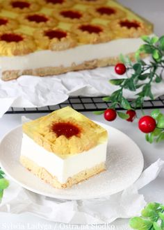 Cheesecakes, Vanilla Cake, Delicious Desserts, Food And Drink, Sweets, Cookies, Baking, Recipes, Celebrities