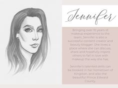 Jennifer L. — One Fine Beauty Great Fear, Makeup Services, Professional Makeup Artist, Love Your Life, Inspire Others, Bridal Makeup, Love Her, Beauty, Cosmetology