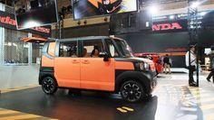 Honda Element 2014 redesign