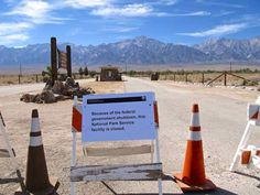 Government Shut Down Forces Closure of Manzanar National Historic Site | Manzanar Committee