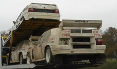 Resultado de imagen de coches españa abandonados