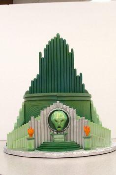 Wonderful Wizard of Oz Cake