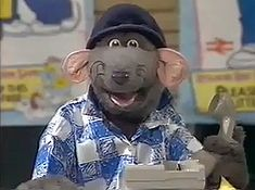 Roland was a TV presenting Rat basically! Roland's best friend was called Kevin (the Hamster).Roland was very popular in the 90s Childhood, My Childhood Memories, Remember The Time, Rainbow Brite, Pet Peeves, Kids Tv, Classic Tv, Good Old, Guinea Pigs