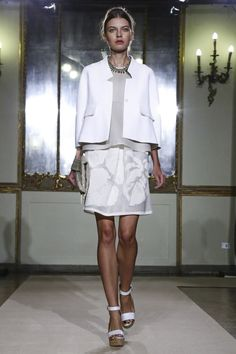 Les Copains Ready To Wear Spring Summer 2015 Milan