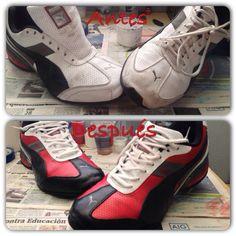"""No sólo personalizamos Jordan ó """"hot sneaker"""". Le hacemos #kickmakeover  a todo el que  desee algo diferente."""