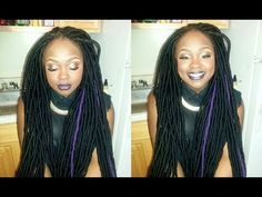 "*UPDATED VERSION* "" How to do Yarn Dreads """
