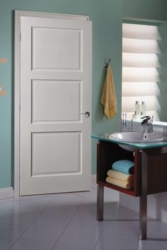 Delightful MDF 3 Equal Panel Crown Door Series | Windsor Plywood