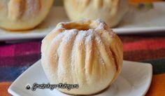 Яблоки в тесте. Запекание в духовке. Ниже - хороший рецепт теста, который также можно использовать для пирожков и пирогов с начинками.