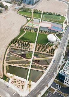 Playa Vista Park | Michael Maltzan Architecture | Los Angeles, California
