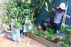 City of Ryde Spring Garden Competition 2014 - Best Children's Garden Category