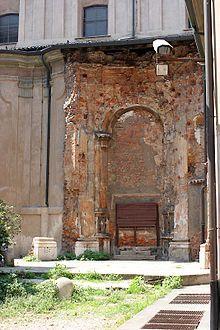 Chiesa di Santa Maria alla Porta - Wikipedia