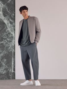 COS | Autumn and Winter 2016 Menswear