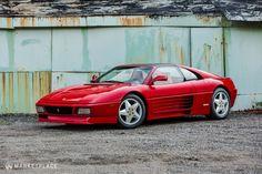 1993 Ferrari 348TS Serie Speciale • Petrolicious