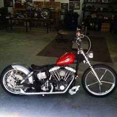 Bikes and Other Stuff — Sweet Swingarm Shovelhead Harley Davidson Scrambler, Harley Davidson Bikes, Trailer Park Boys, Classic Rock, Vinyl Records, Nice, Sweet, Motorcycles, Pictures