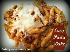 Easy Pasta Bake