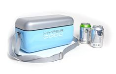 Hypercool is the brand new portable cooler that chills canned drinks in 60 seconds and we think its perfect for camping and days out. Theres some exceptionally clever tech behind this must-have outdoors gadget which I dont really understand so lets just say it works like magic.  For chilled drinks all you need to do is insert 2 room temperature standard cans (or 1 large can) into the cooler turn it on & watch the magic happen for one minute. Take your cans out drink and enjoy.  How cool is…
