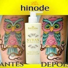 Strax Ideal para sua Tatto. Adquira na minha loja. Compras pelo site:  www.hinodeonline.net/03957272