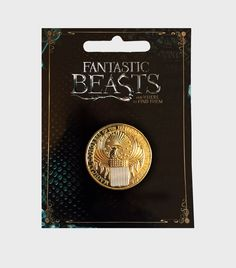 Pin Badge - Magical Congress | The Harry Potter Shop at Platform 9 3/4