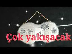 Ne kadarda kolaymiş diyeceksin #kendinyap #örgümodeli #kordon #çantasapı #örgüdenkemer - YouTube Christmas Ornaments, Holiday Decor, Youtube, Xmas Ornaments, Christmas Jewelry, Christmas Ornament, Christmas Baubles, Youtubers, Youtube Movies