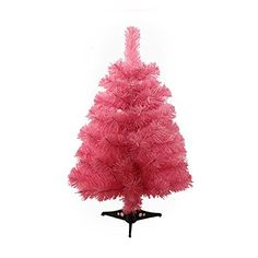 MagicMen Multi colored Christmas tree Artificial Christmas Pine Tree 2 ft * Details can be found by clicking on the image.