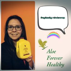 Egészség minden nap! #aloevera #forever #healthy