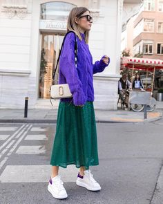 spotted with our Marc Jacobs Snapshot in Cloud White Marc Jacobs Snapshot Bag, Marc Jacobs Bag, Cool Street Fashion, Street Style Women, Slow Fashion, Autumn Fashion, Stylish Outfits, Fashion Outfits, Women's Fashion