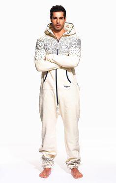 The onesie jumpsuits unisex fit is perfect for him or her. Whether you're looking for total relaxation, or want to make a statement. This is the one product we can guarantee you won't want to take off when you first throw it on! Read the OnePiece story here
