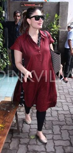 bf897b0ca8b51 Kareena Kapoor Khan looks smashing as she steps out for a lunch date!