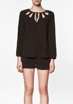 2a8fb9a2 #reallycute long sleeve blouses 21299566 Chiffon Shirt, Chiffon Tops,  Blouses For Women,