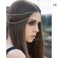 $2.58 2pcs Diy Hair Bump It Up Soft Velcro Insert Hair Volumizing - BornPrettyStore.com
