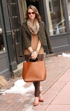 Earthy and rich... probably best for 3/2 with infinity scarf