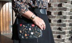 the bag for fall 2016  @stradivariusfan  #blogger #handbag #pins #trends2016