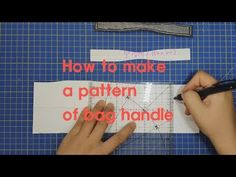 (Play Leather) - YouTube Craft Patterns, Pattern Making, Leather Craft, Bag Making, Make It Yourself, Play, How To Make, Movies, Crafts