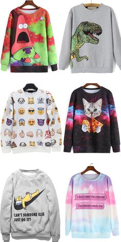SheIn Sweatshirts
