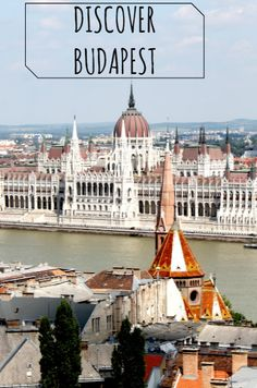 Travel with Kenza: DISCOVER BUDAPEST BY BIKE